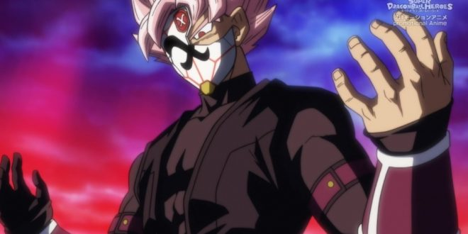 Super Dragon Ball Heroes Big Bang Mission Épisode 15