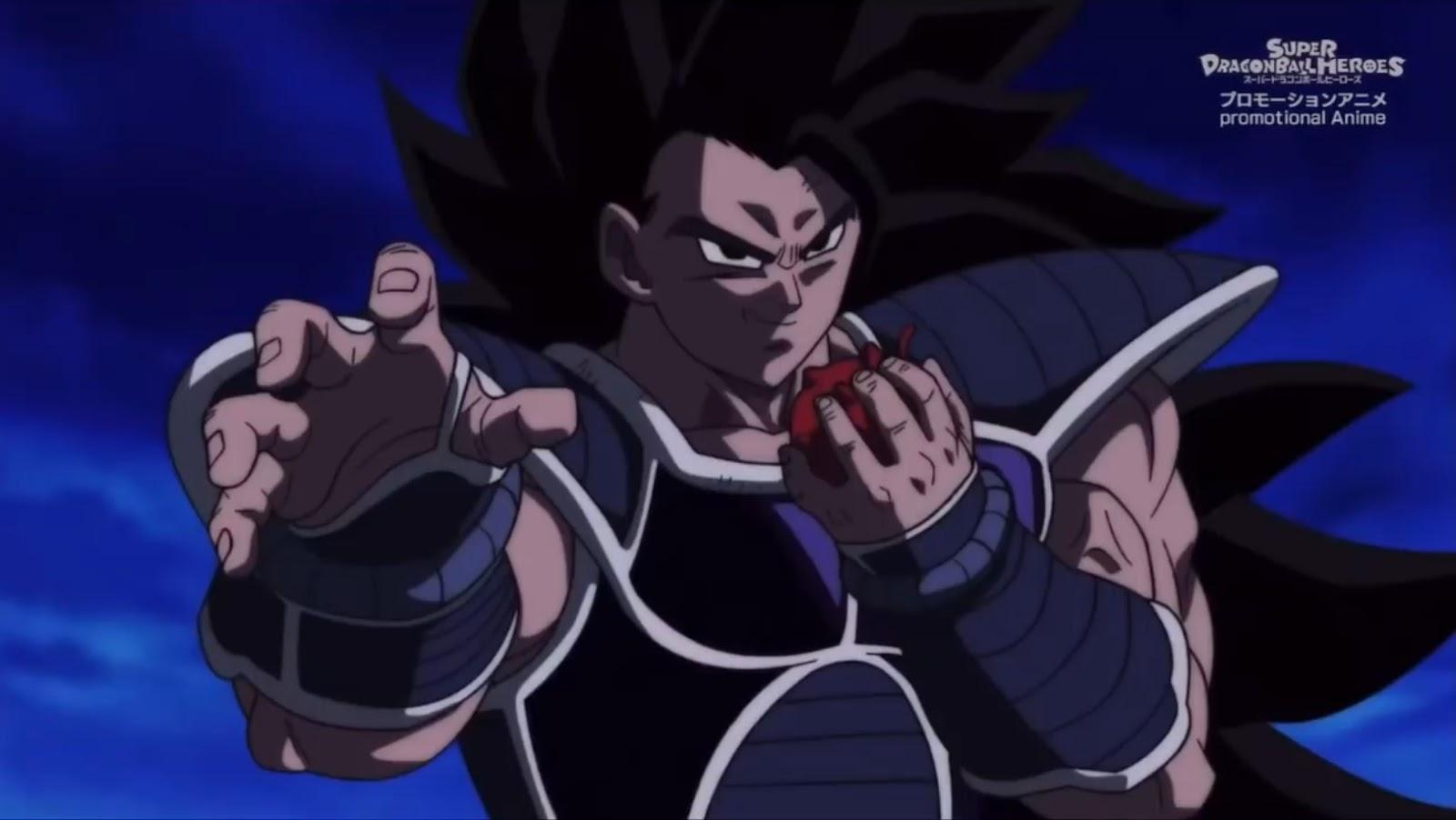 Turles - Super Dragon Ball Heroes Big Bang Mission 8