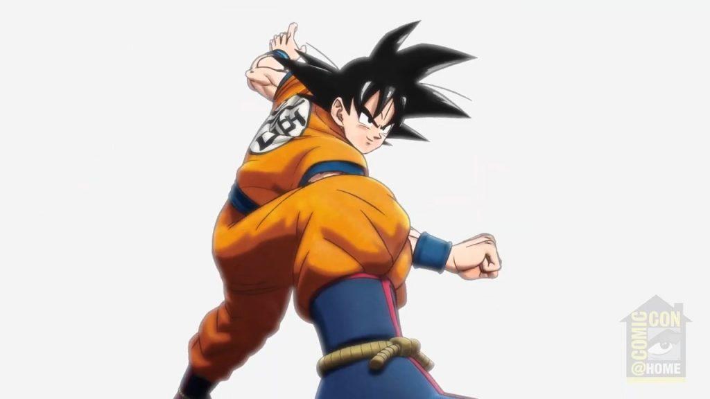 Film Dragon Ball Super Hero Teaser