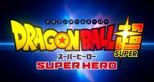 Dragon Ball Super SUPER HERO logo