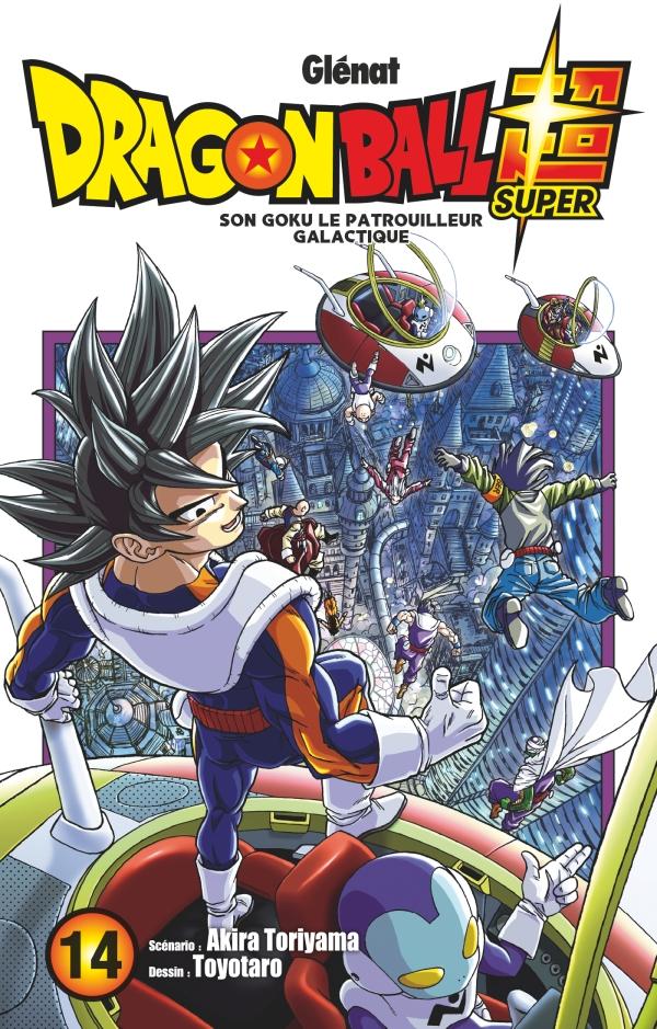 Dragon Ball Super tome 14 en France