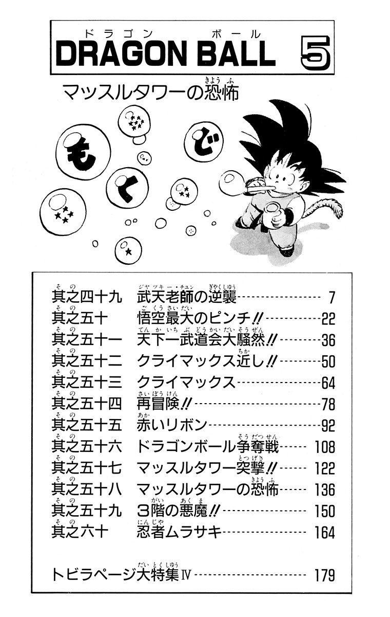 Presque toutes les œuvres d'Akira Toriyama – Semaine du 28 juin au 4 juillet 2021