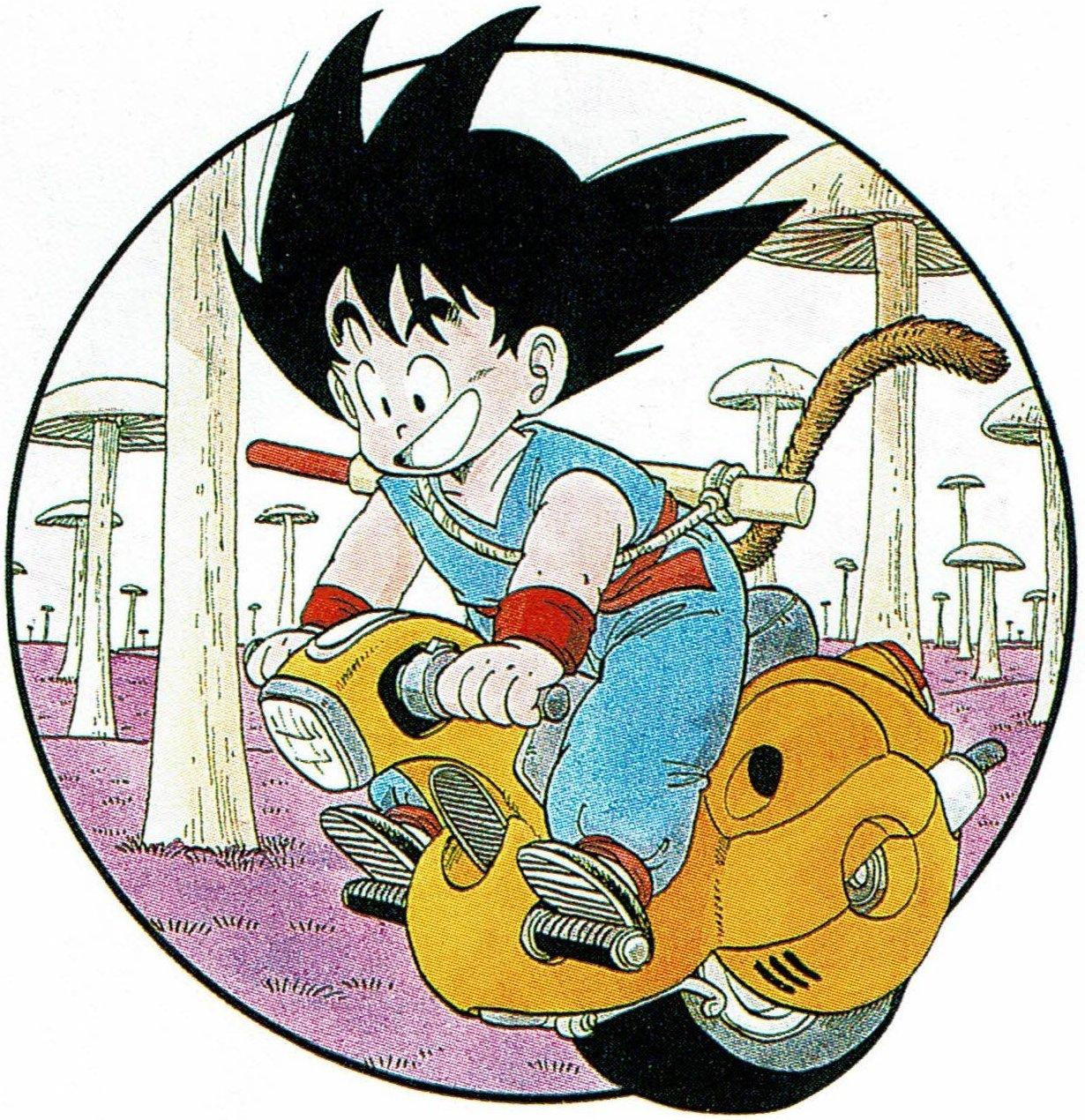 Presque toutes les œuvres d'Akira Toriyama – Semaine du 5 au 11 juillet 2021