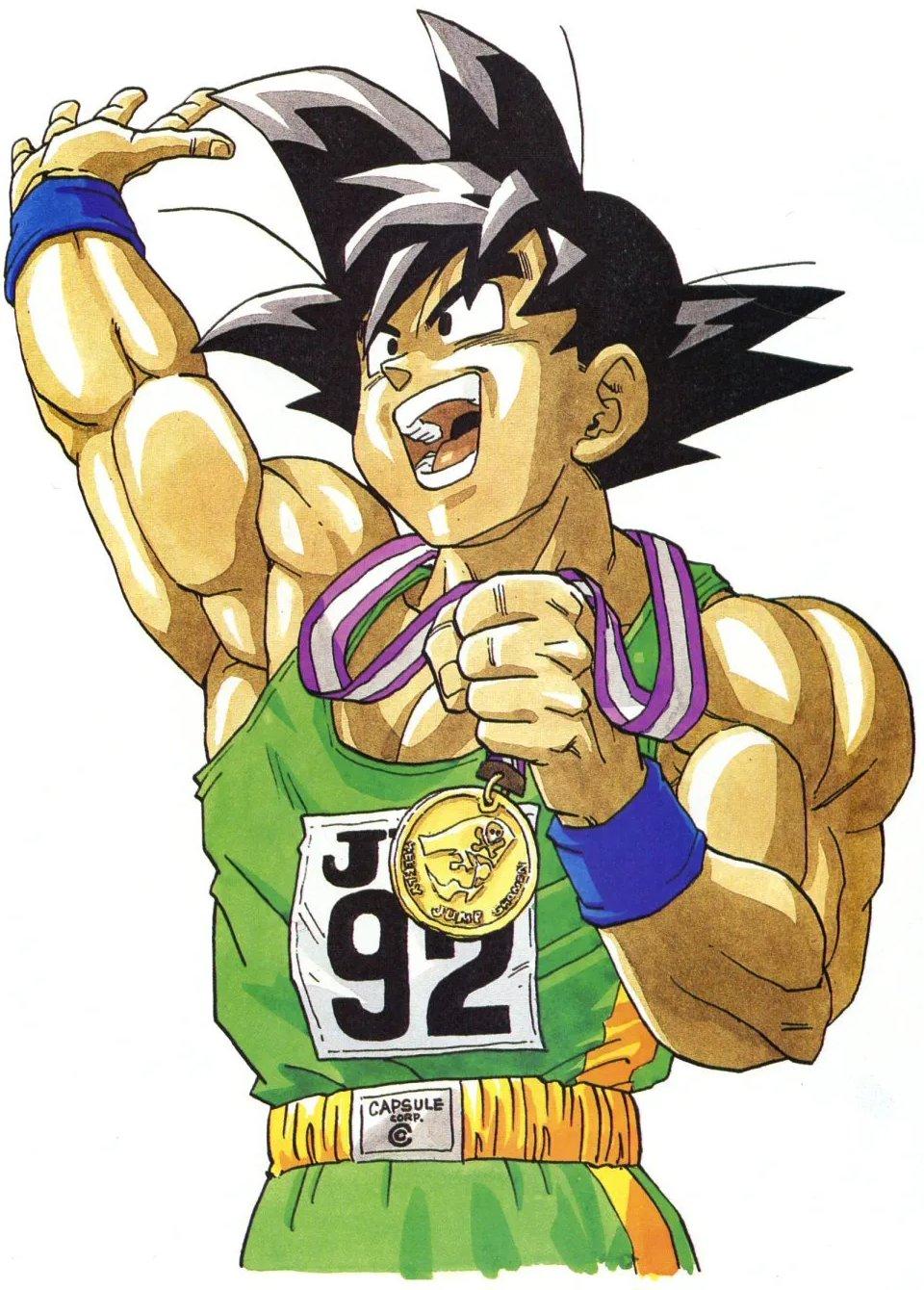 Goku JO 92