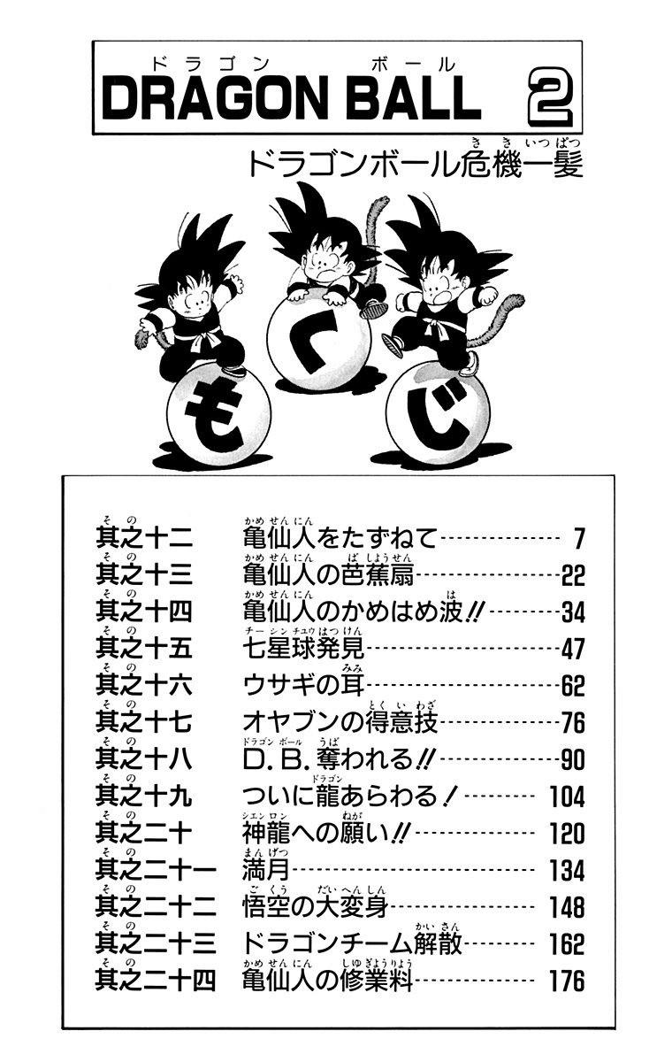 Presque toutes les œuvres d'Akira Toriyama – Semaine du 19 au 25 juillet 2021