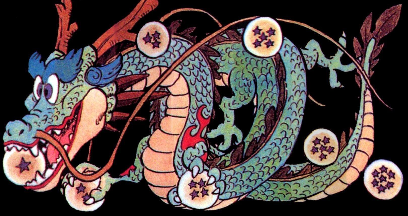 Shenron volumes reliés Dragon Ball
