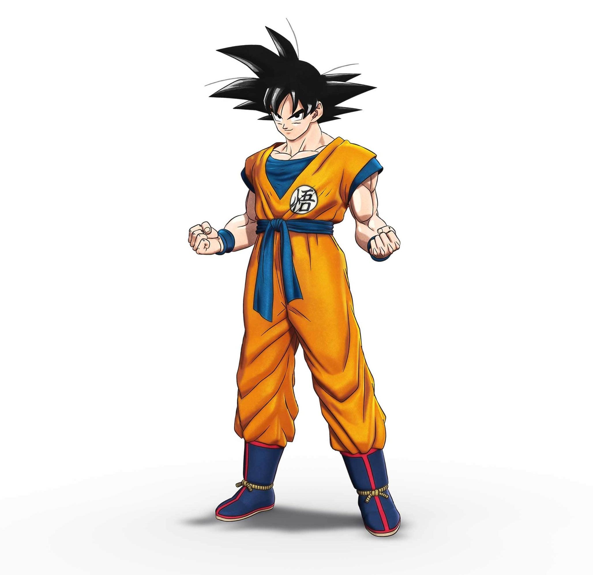 Goku - Dragon Ball Super - Super Hero