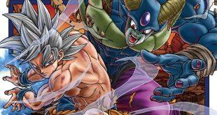 Goku Ultra Instinct VS Moro