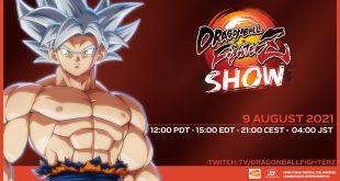 Un nouveau Dragon Ball FighterZ Show annoncé pour le 9 août