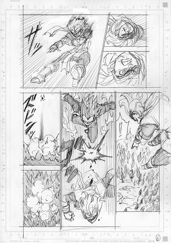 Dragon Ball Super Chapitre 75 aperçu