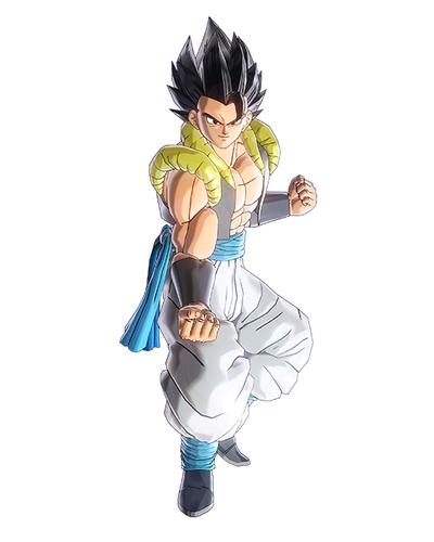 Dragon Ball Xenoverse 2 Gogeta Base