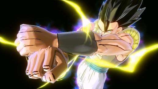Dragon Ball Xenoverse 2 base Gogeta