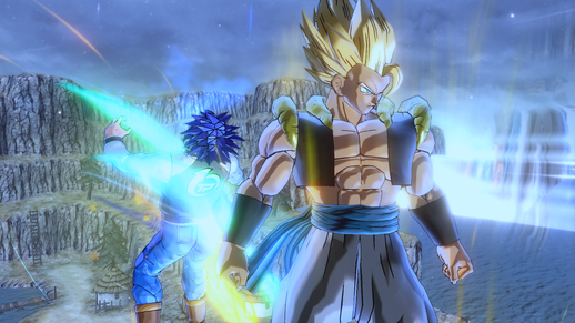 Dragon Ball Xenoverse 2 Gogeta