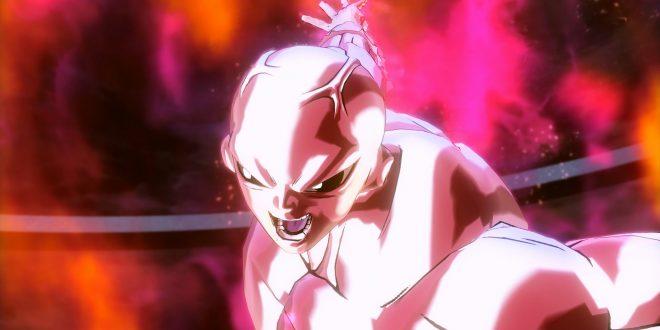 Dragon Ball Xenoverse 2 Trailer Jiren Full Power