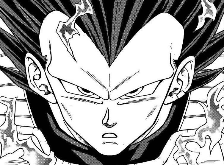 Vegeta Dieu de la Destruction - Hakaishin