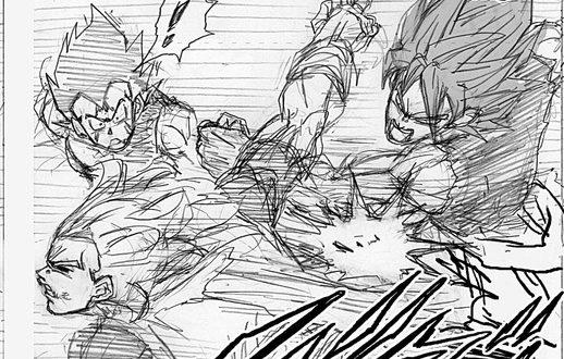 Dragon Ball Super Chapitre 76 aperçu