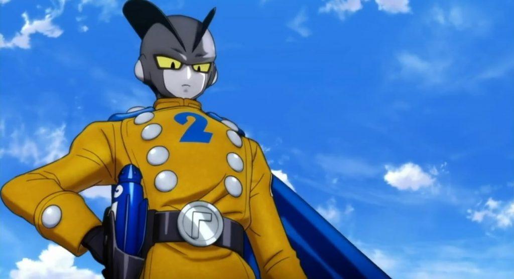 Dragon Ball Super - Super Hero - Gamma 2