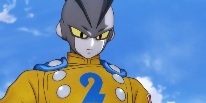 Dragon Ball Super Super Hero - Gamma 2 du Ruban Rouge