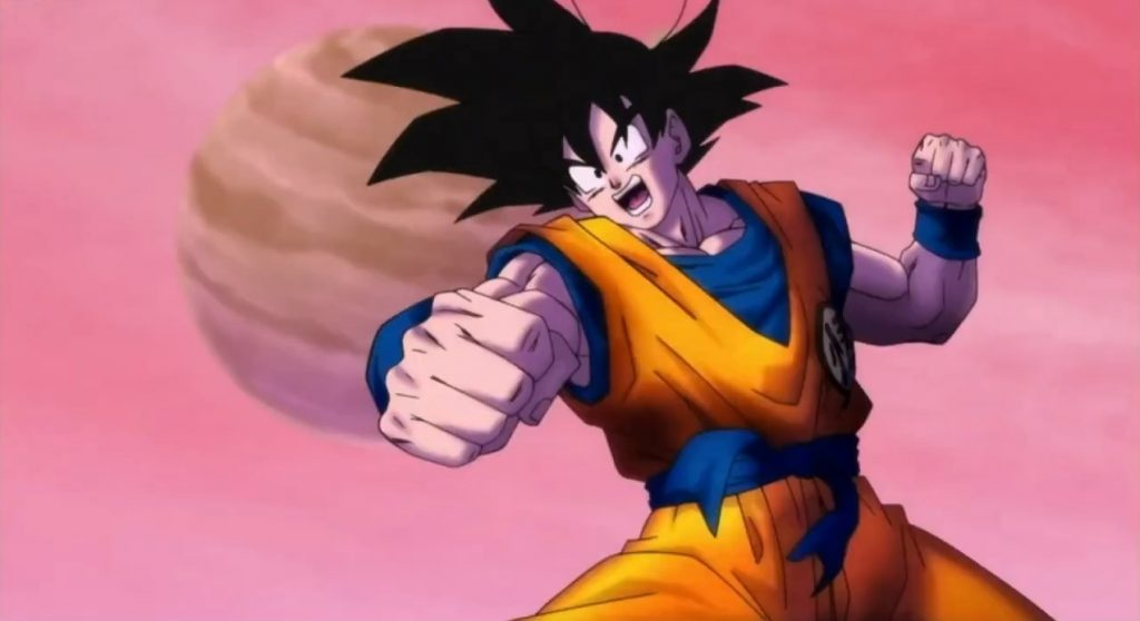 Dragon Ball Super - Super Hero Goku