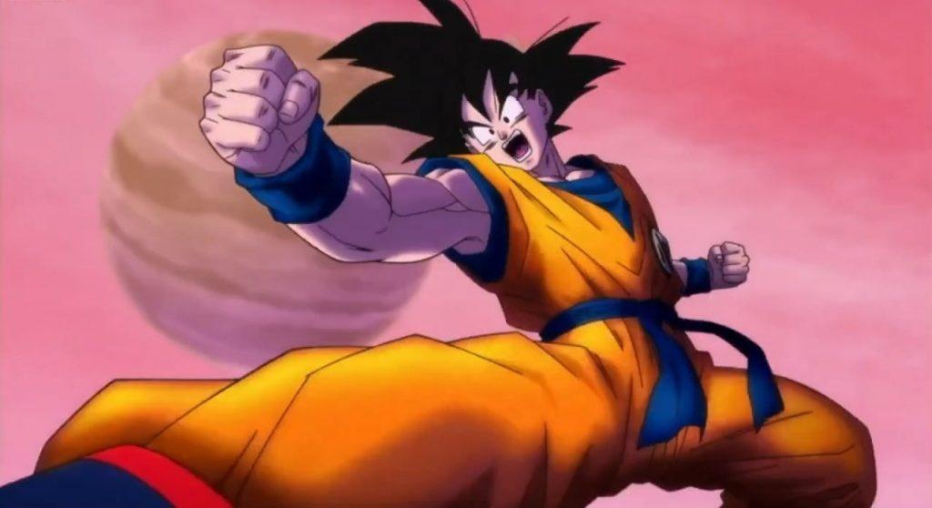 Dragon Ball Super - Super Hero (Goku)