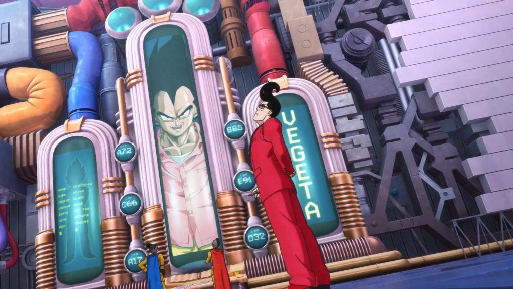 Dragon Ball Super Super Hero - Red Ribbon - Ruban Rouge