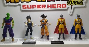 figurines Dragon Ball Super Super Hero