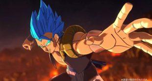 Gogeta Blue - Dragon Ball Xenoverse 2 - Legendary Pack 2