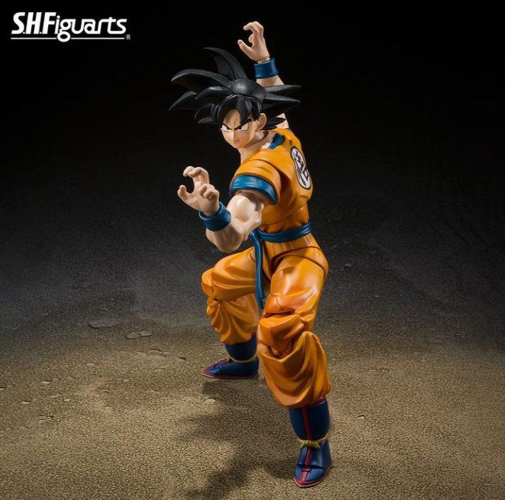 Son Goku - S.H Figuarts Dragon Ball Super Super Hero
