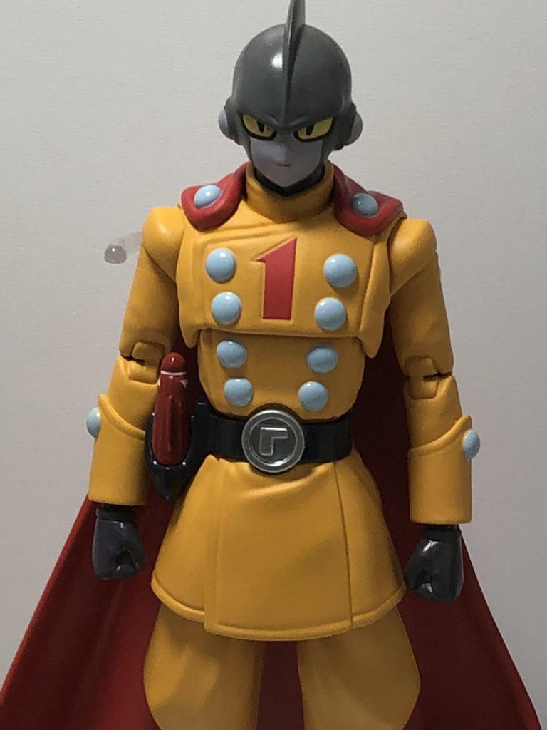 Gamma 1 - S.H Figuarts Dragon Ball Super Super Hero
