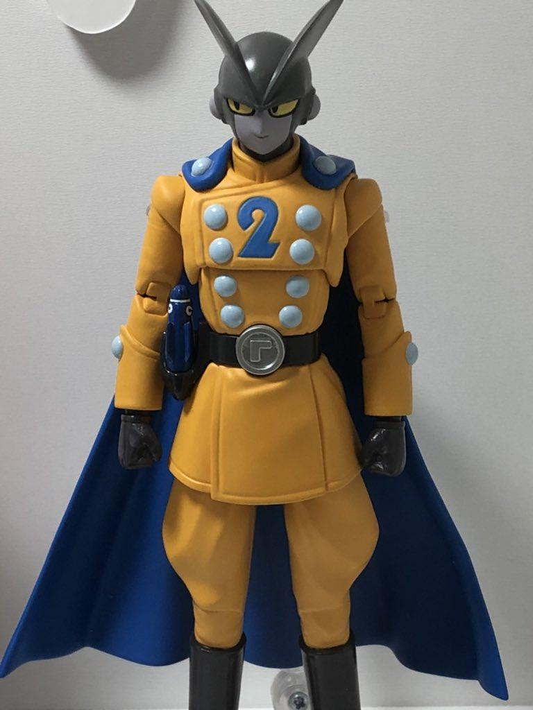 Gamma 2 - S.H Figuarts Dragon Ball Super Super Hero